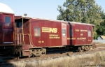 NS Research/Inspection Caboose #48